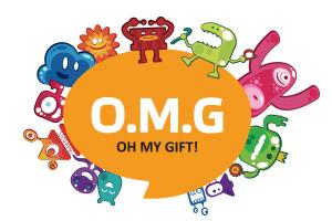 Магазин подарков OMG